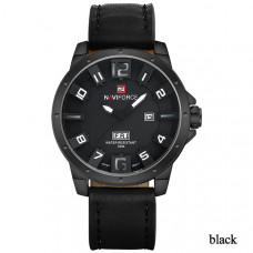 NAVIFORCE muški sat NF 9061 BWB /black