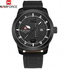 NAVIFORCE muški sat NF 9063 BWB /black