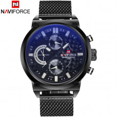 NAVIFORCE muški sat NF 9068 BWB /white G