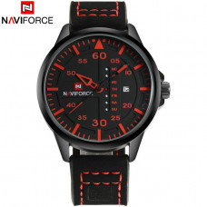 NAVIFORCE muški sat NF 9074 BRB /red