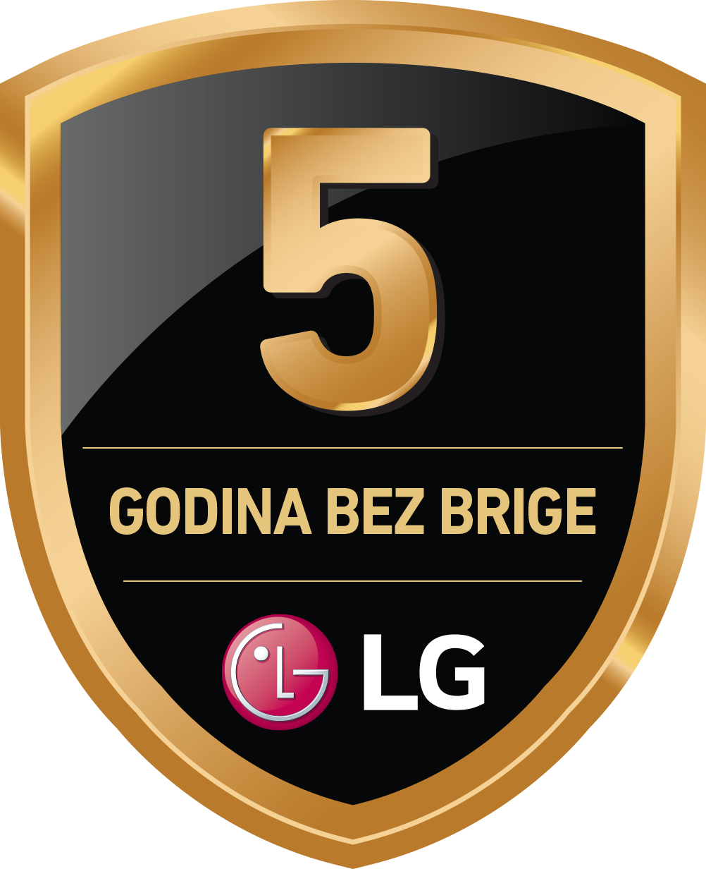 LG 5 Godina